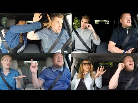 5 Best Celeb Carpool Karaoke Moments With James Corden