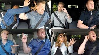 5 Best Celeb Carpool Karaoke Moments With James Corden