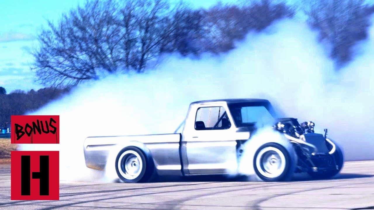 Ken Block Ford F-150 Hoonitruck - New Drift Truck for