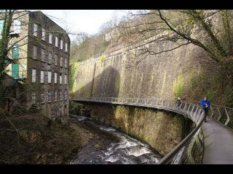 Places to see in ( New Mills - UK )