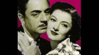 "Powell & Loy ~ ""Manhattan Melodrama"" {Radio} 5 of 5"