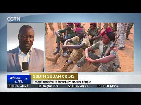 President Kiir declares state of emergency in three areas