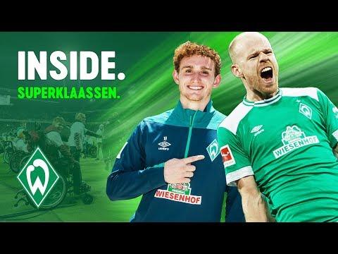 Josh Sargent verlängert & Davy Klaassen Traumtor | WERDER.TV Inside nach VfB Stuttgart