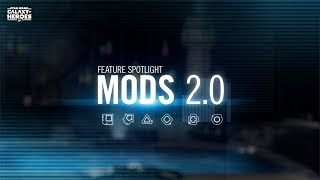 Welcome to Mods 2.0! Whether you're a Mod expert or perplexed about the choice if which Mods to put on your characters, this update will vastly update your ...