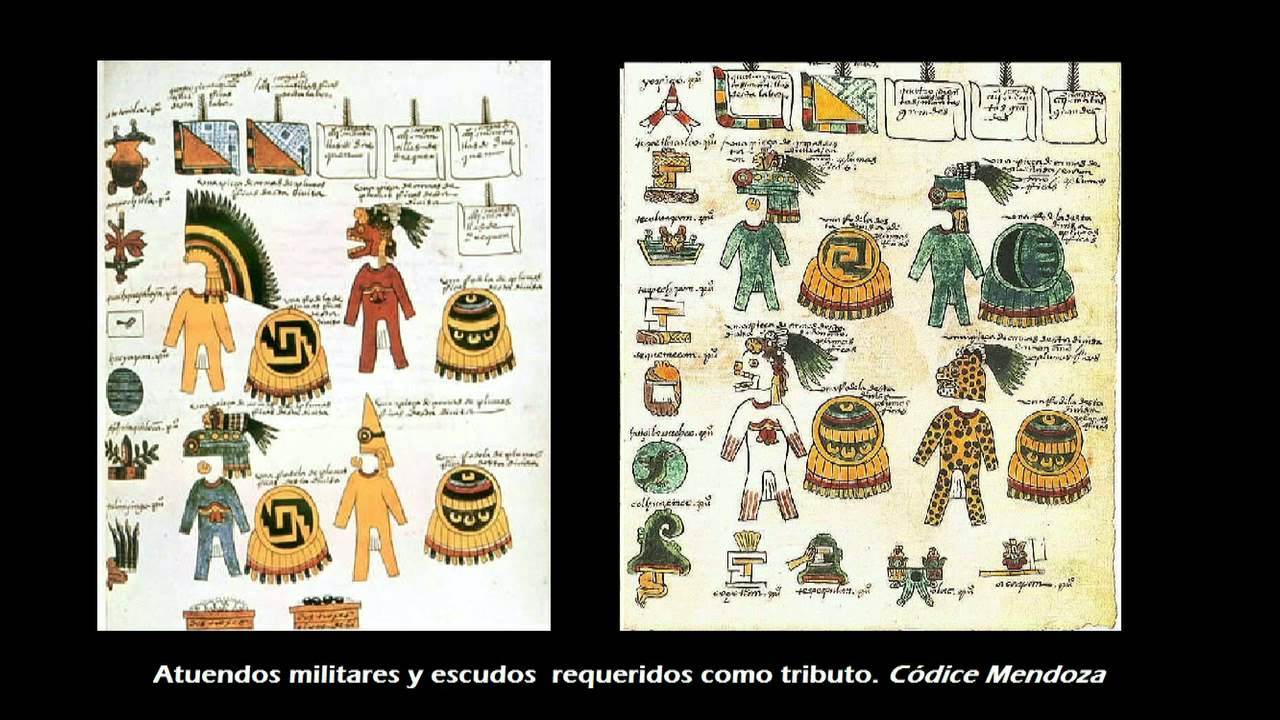 Clases De Guerreros Mexicas Divisas Y órdenes Militares Youtube