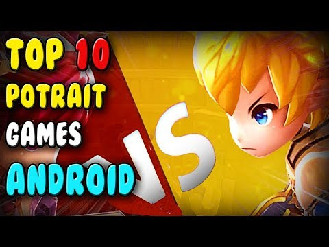 Best Potrait Games For Android 2019