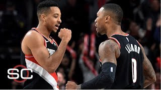 Damian Lillard, CJ McCollum extensions 'should've been done yesterday' - Bruce Bowen | SportsCenter