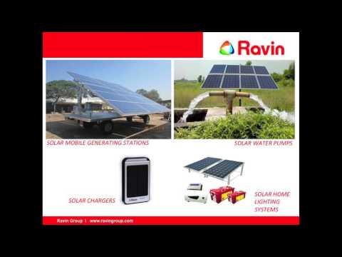 Ravin Solar Energy Solutions