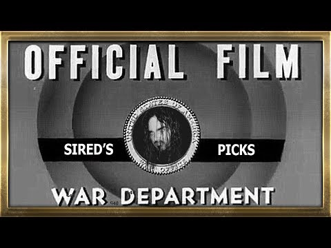 War Department film from WW2 #1 of 7
