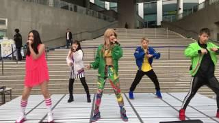 lol(エルオーエル)ダイバーシティ東京ミニライブ.
