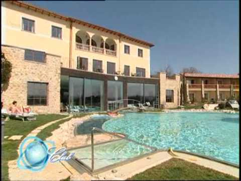 Adler hotel spa le terme in toscana youtube - Bagno vignoni spa ...