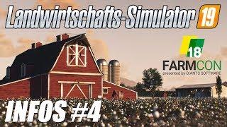 [LS19] Landwirtschafts-Simulator 19: Release-Datum bekannt & alle Infos von der FarmCon 18! | #4