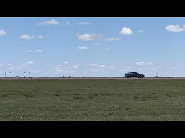 RS3 vs Corvette Z06 at Shift S3ctor Pikes Peak Airstrip Attack (view 2)