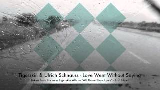 Tigerskin & Ulrich Schnauss | Love Went Without Saying | Dirt Crew Recordings