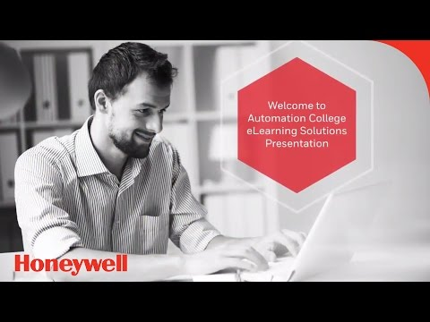 Honeywell Automation College E-Learning