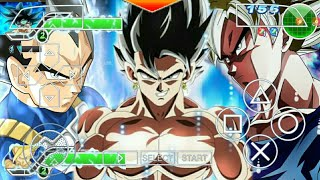 NEW ULTIMATE DBZ TTT MOD V.14 With Ultimate Ultra Instinct Vegito & Goku Download