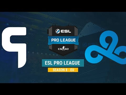 Ghost vs Cloud9 - ESL Pro League S8 NA - bo1 - de_train [SSW & MintGod]