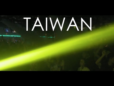 HARRISON @ TAIWAN, Myst (Taipei) & Lobby (Taichung) 2016