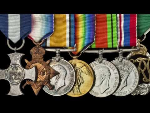 Orders, Decorations, Campaign Medals and Militaria