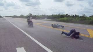 HMR accident in Tamiami Trail
