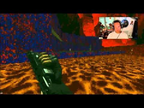 MegatestRetro sur Brutal Doom One - Planète 3