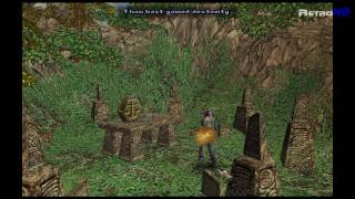 Ultima IX Ascension - Cleanse of the Shrine Of Justice HD 1080p