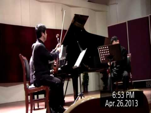 Mozart Trio in E-flat major for Piano, Clarinet and Viola