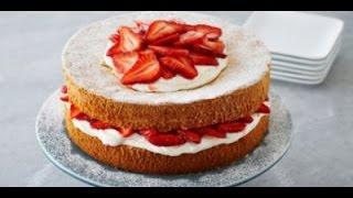 Рецепт бисквита/ Как испечь бисквит/ Классический рецепт бисквитного торта