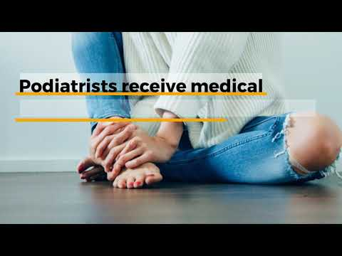 Podiatrist Vs. Orthopedist: What Is The Difference? - Seattle Foot Doctor Near Me