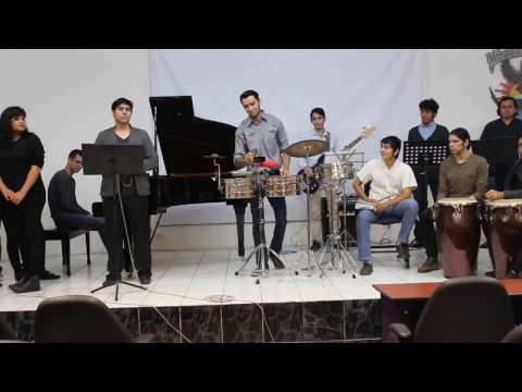 Recital - Ensamble de Latin Jazz (Salsa) - JAM, Rebelión, Flor Palida. EMUAS