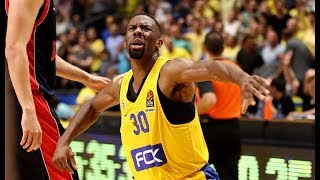NORRIS COLE * The boss in Maccabi during 2017 - 2018 season