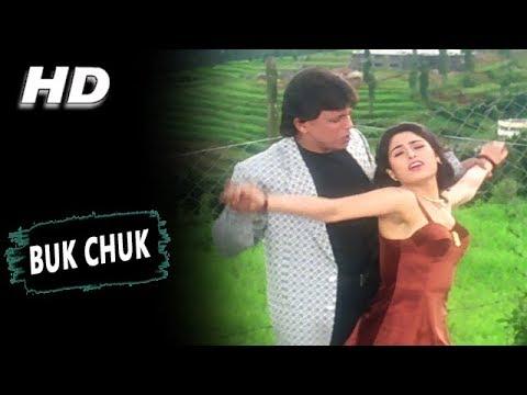 Buk Chuk | Abhijeet Bhattacharya | Chandaal 1998 HD Songs | Mithun Chakraborty