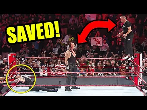 10 WWE Stars Who SAVED A Wrestler From Losing!