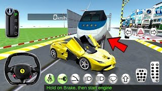 3D Driving Class #8 Crazy Drive and Secret! - Car Games Android Gameplay