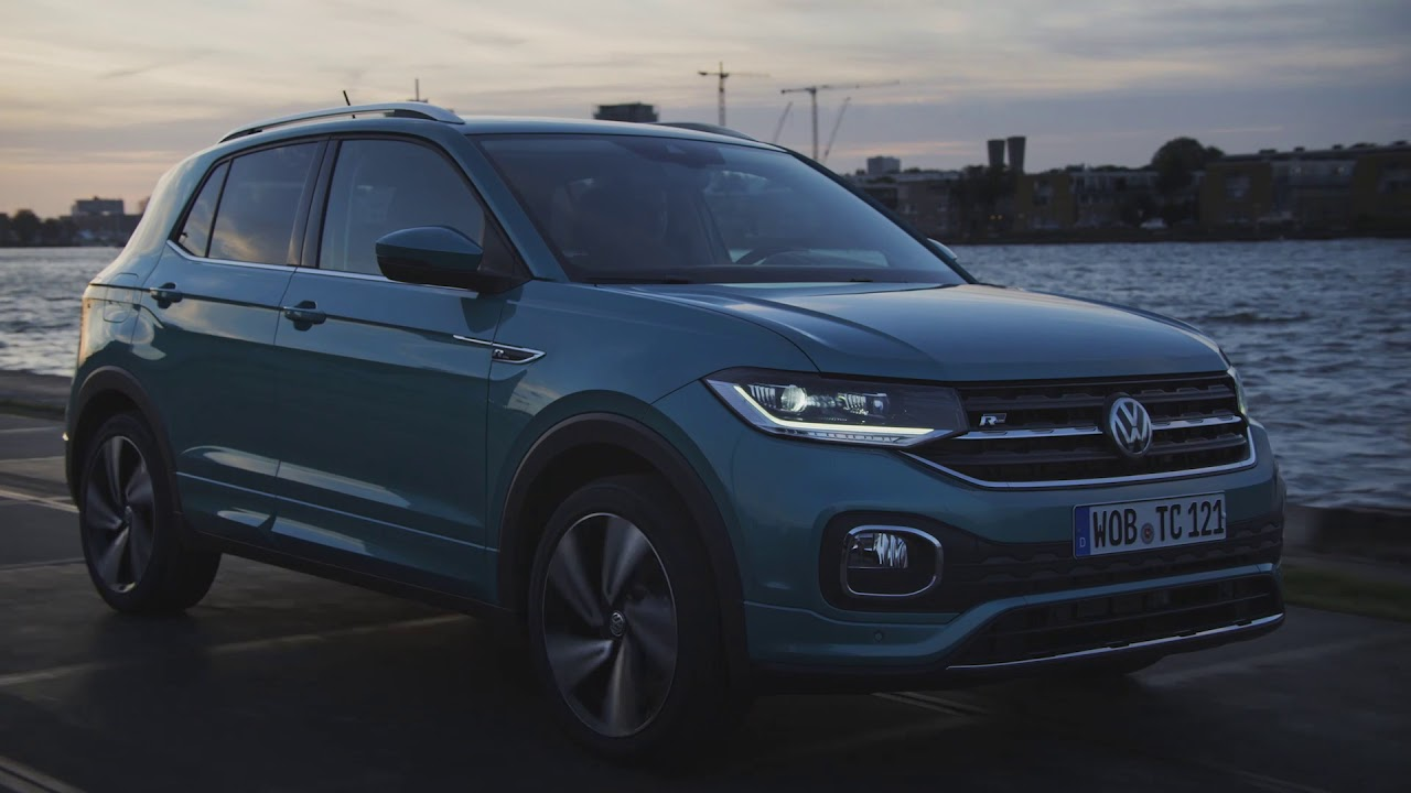 2020 vw t cross first drive test video review youtube. Black Bedroom Furniture Sets. Home Design Ideas