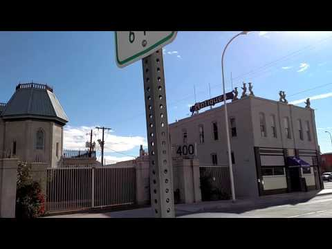 BARS: Parking Sign in Albuquerque, New Mexico