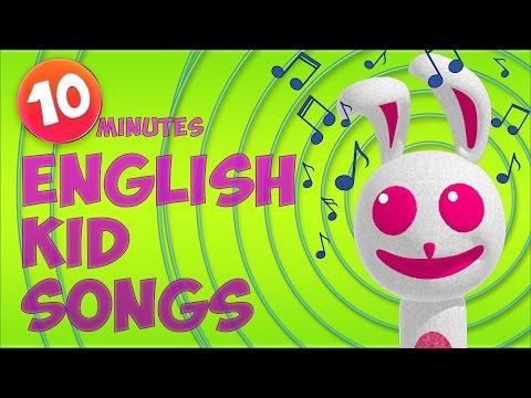 10 Dakika İngilizce Çocuk Şarkıları   Çizgi Film Tadında Çocuk Şarkıları   Sweet Tuti   Ninni