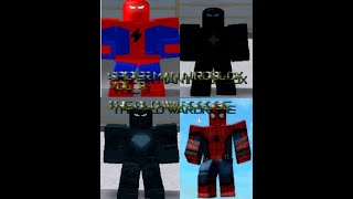 Spiderman in Roblox Vol. 3 The Old Wardrobe