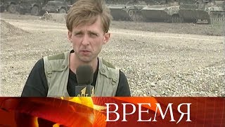 К юбилею программы «Время»: репортажи Антона Верницкого.