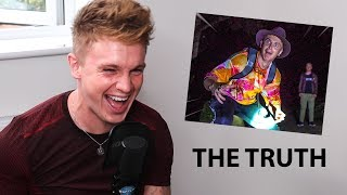 Joe Weller on What Happened in the Haunted Forest