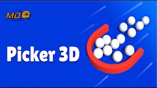 Picker 3D - Gameplay IOS & Android