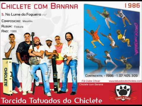 cd de chiclete com banana em caruaru 2011