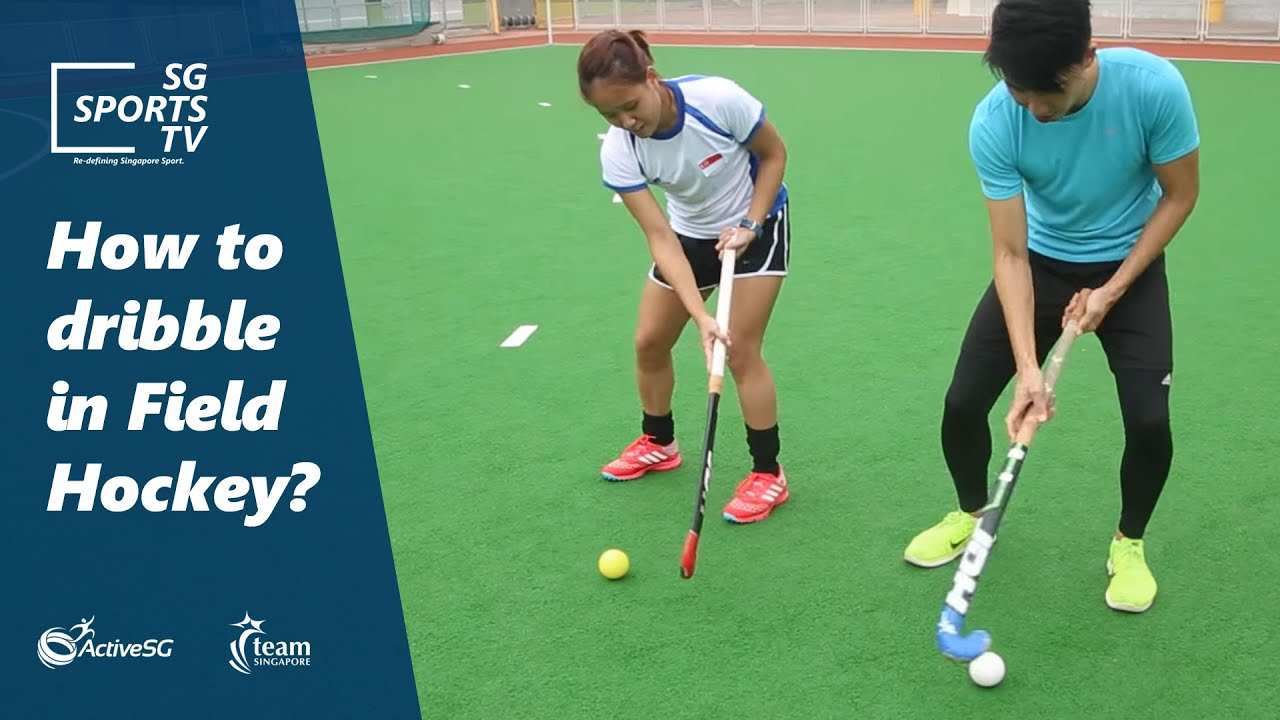 1aae7ee96 How to dribble in hockey - ActiveSG