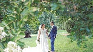 Trenton Country Club Wedding // Melissa + Kevin