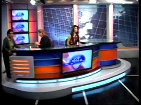 Eloisa gutierrez calle 7 miss bolivia unitel - 5 6