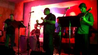 Latin Talk at Havana- Song for my father- Instrumental.