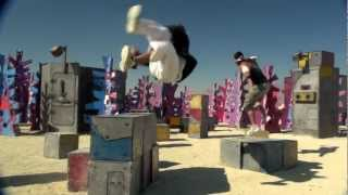 Parkour Documentary: People in Motion