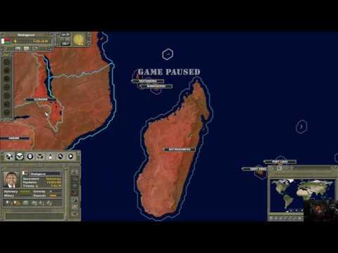 Supreme Ruler Ultimate: Madagascar (PT-1)