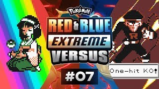 Pokemon Red and Blue EXTREME Versus - EP07 | HOW YOU LIKE THEM APPLES?