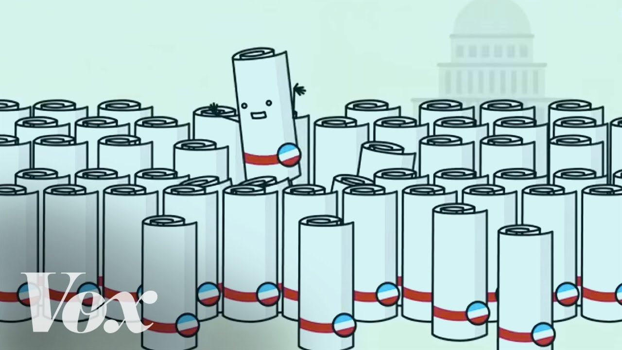 How A Bill Really Becomes A Law What Schoolhouse Rock Missed